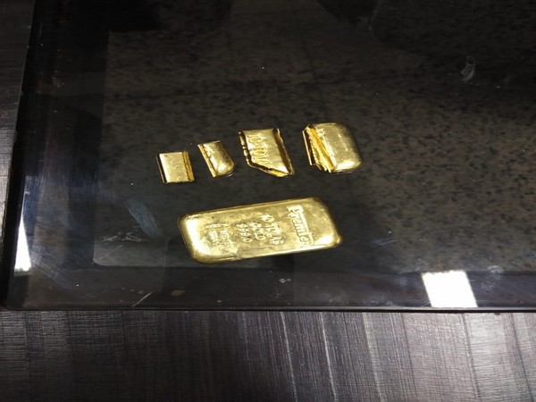 Gold seized in Hyderabad