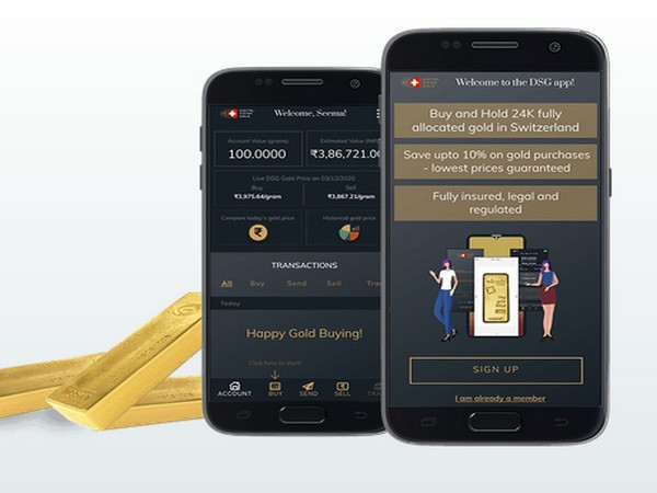 An investors can become DSG member by creating account on the app within minutes