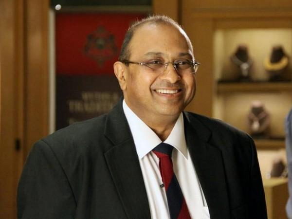 C Vinod Hayagriv, Managing Director of C Krishniah Chetty Group of Jewellers