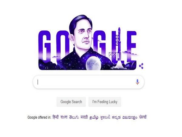 Google doodle pays tribute to Vikram Sarabhai on birth anniversary