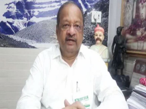 Gopal Shetty, Bharatiya Janata Party MP from Mumbai North constituency speaks to ANI in Mumbai. [Photo/ANI]