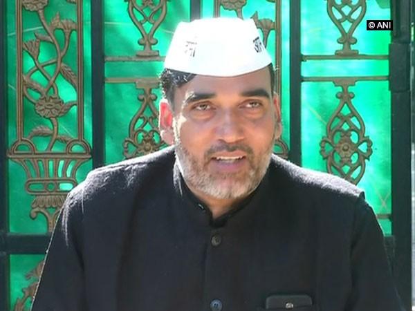 Delhi Cabinet Minister Gopal Rai