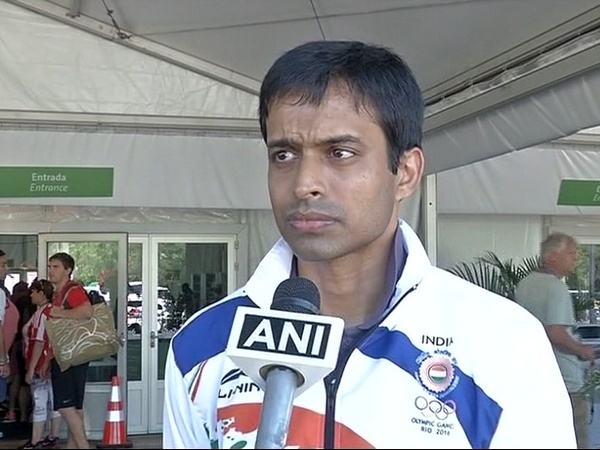 India's national badminton coach Pullela Gopichand