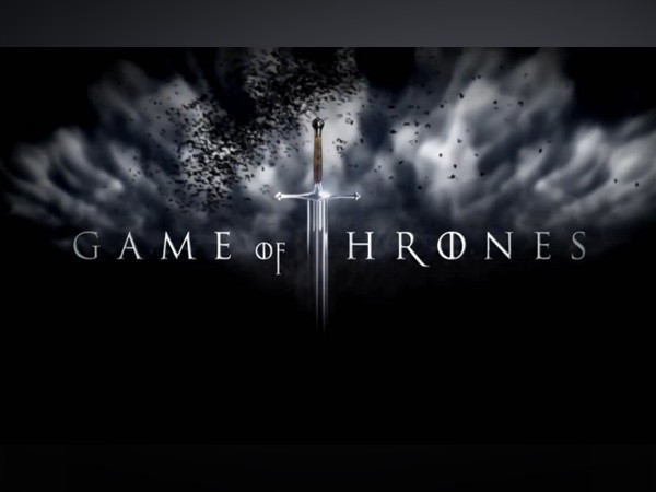 'Game Of Thrones' poster