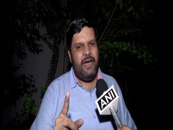 Congress national spokesperson Prof Gourav Vallabh. File photo/ANI