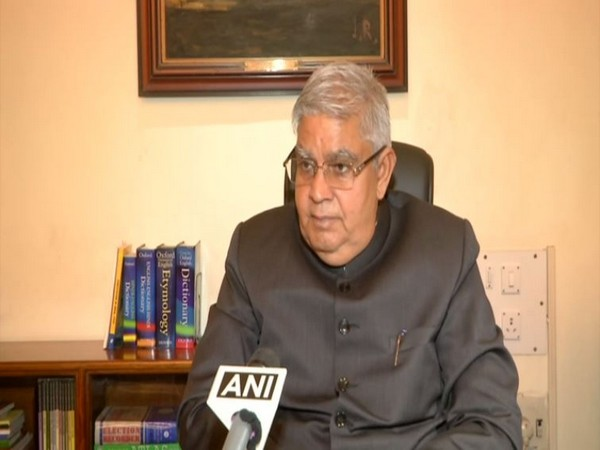 West Bengal Governor Jagdeep Dhankhar (File photo)
