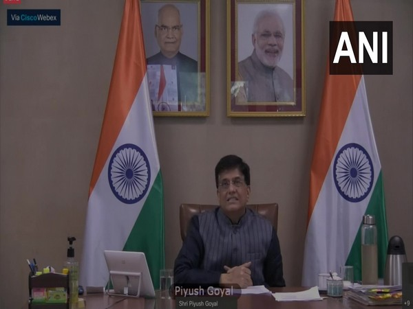 Union Minister Piyush Goyal speaking at Assocham event on Tuesday.