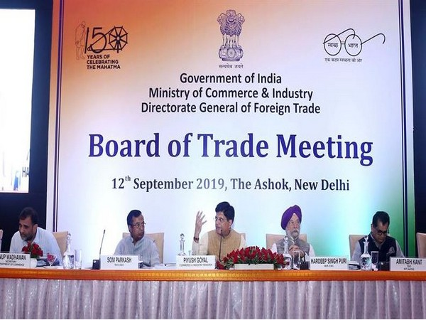 Union Minister of Commerce and Industry Piyush Goyal in New Delhi on Thursday.