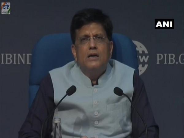 Union Minister Piyush Goyal (Photo/ANI)