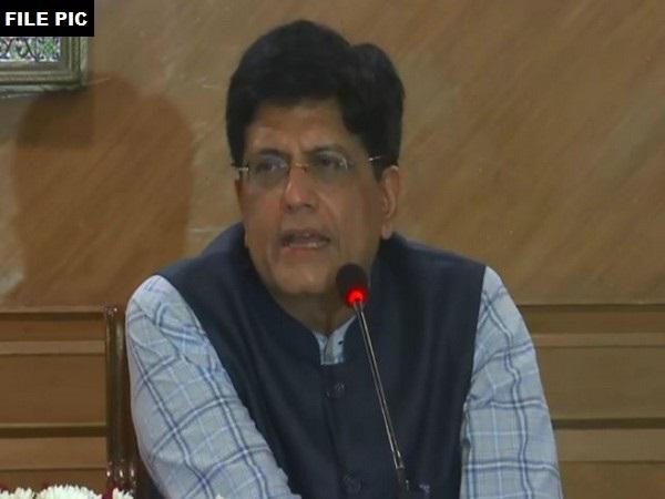 Railway Minister Piyush Goyal (File pic)