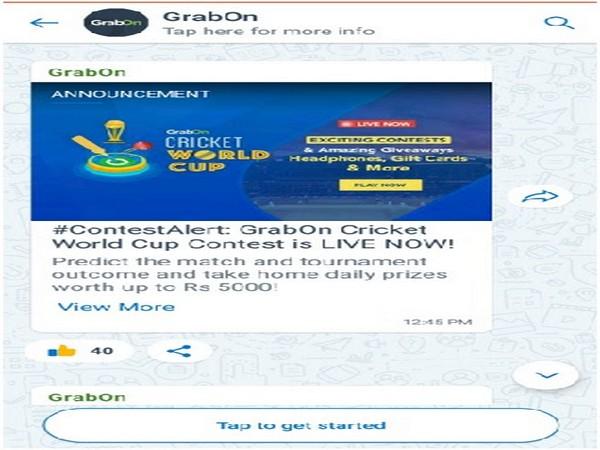 GrabOn utilizes public group on Kaizala to engage with customers