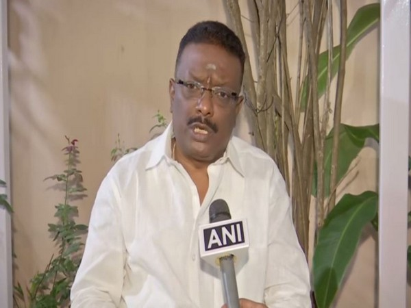 Congress spokesperson Dasoju Sravan
