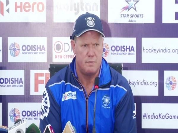 India men's hockey coach Graham Reid (file image)