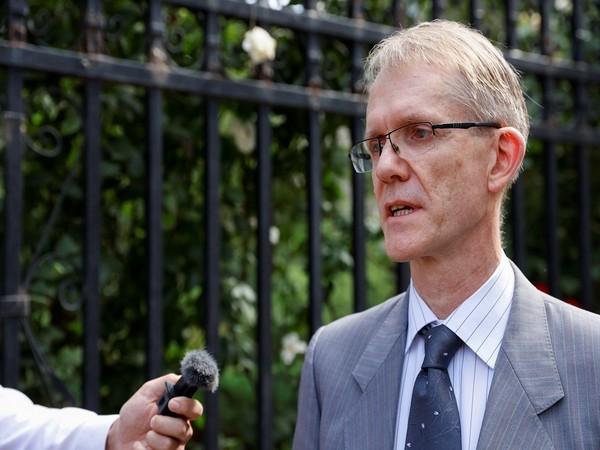 Australia's ambassador to China Graham Fletcher (Photo Credit - Reuters)
