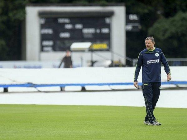 Ireland head coach Graham Ford (Photo/Cricket Ireland)