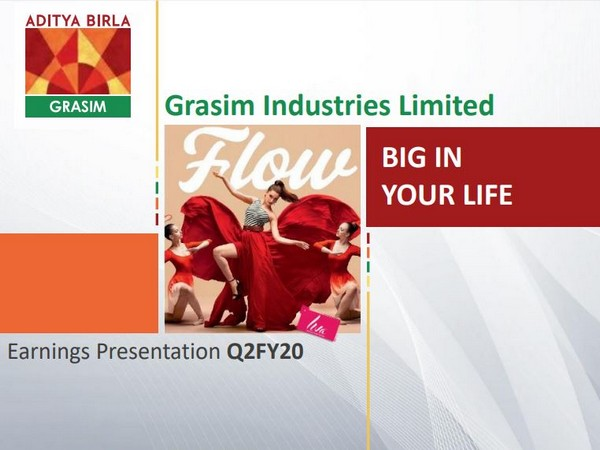 Grasim is the flagship company of Aditya Birla Group