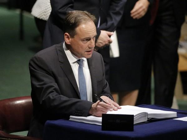 Australian Health Minister Greg Hunt