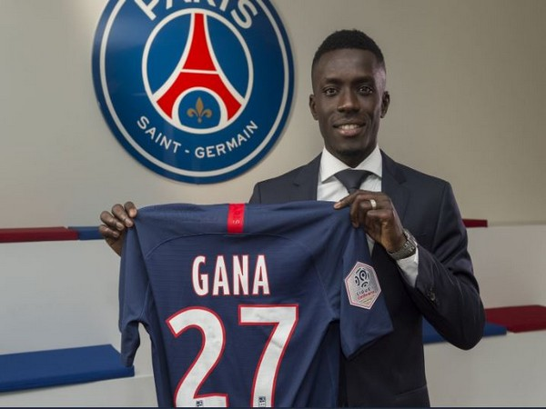 Paris Saint-Germain's Idrissa Gueye