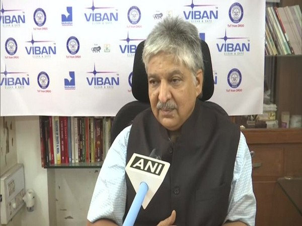 Motivation Engineers and Infrastructure Pvt Ltd's Managing Director Sunil Shah speaking to ANI on Thursday. Photo/ANI