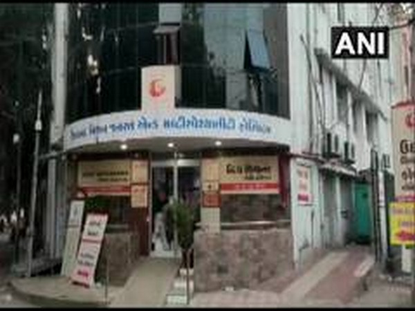 The Rajkot hospital where the deadly fire broke out on Thursday. (Photo/ANI)