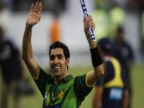 Pakistan fast bowler Umar Gul
