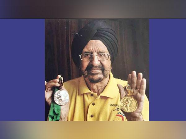Two-time Olympic medallist Gurbux Singh (Image: Hockey India website)