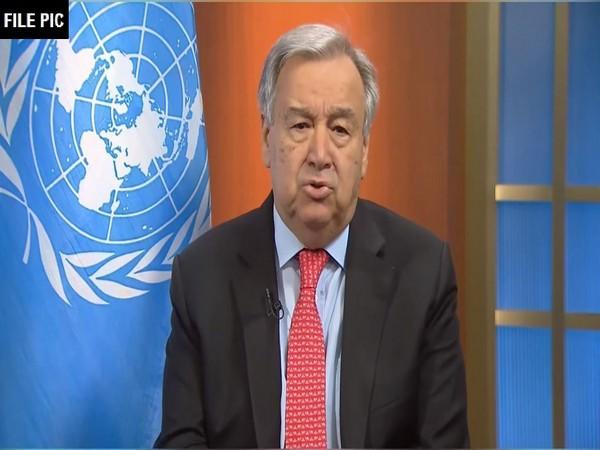 UN Secretary General Antonio Guterres. (File photo)