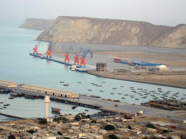 Gwadar Port in Pakistan (File photo)