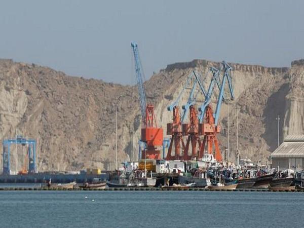 Gwadar port (File Photo)