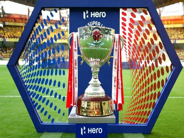 ISL trophy (Photo: ISL)