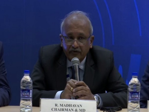 R Madhavan, Chairman and Managing Director of Hindustan Aeronautics Limited (HAL) at a press conference on Thursday.