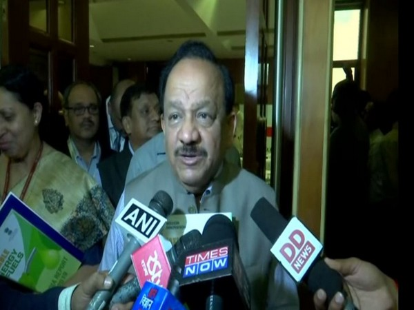 Minister of Science and Technology, Harsh Vardhan (file photo)