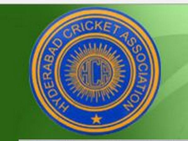 Hyderabad Cricket Association logo