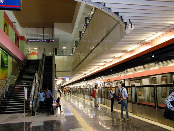 The company has been a leading participant in all three prior phases of the Delhi Metro project