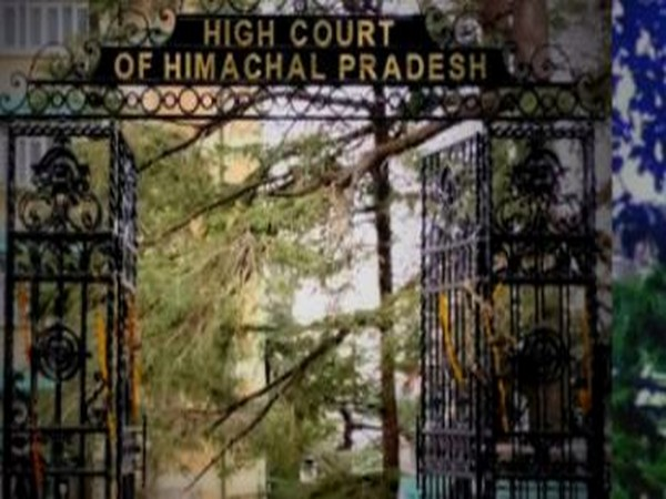 The High Court of Himachal Pradesh
