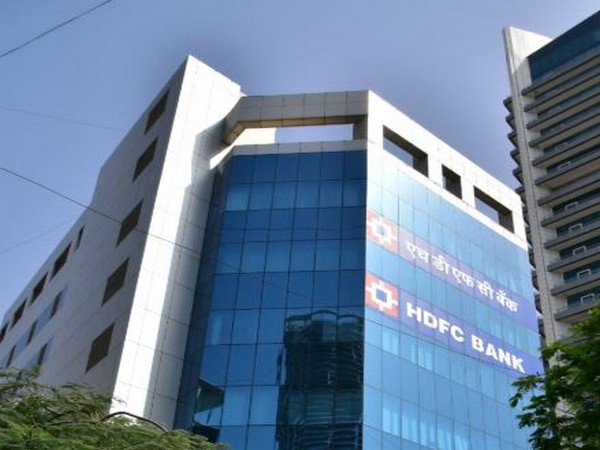 The country's second largest private sector lender has 5,345 branches across 2,787 cities and towns