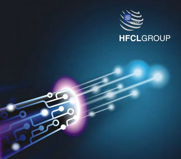 HFCL has manufacturing facilities at Solan, Goa and Chennai