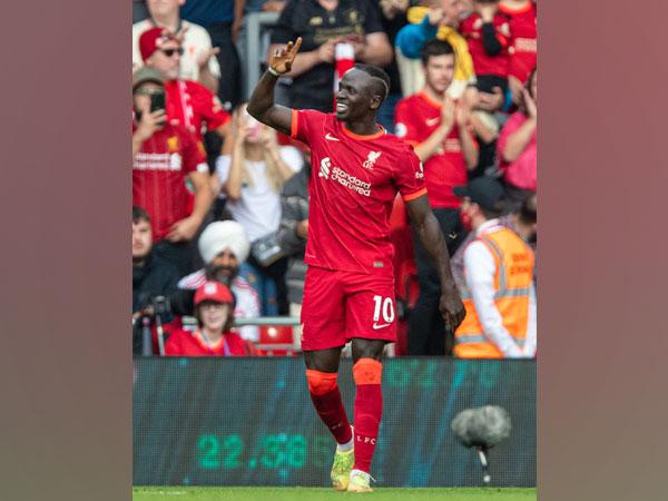 Sadio Mane (Photo: Twitter/Liverpool FC)
