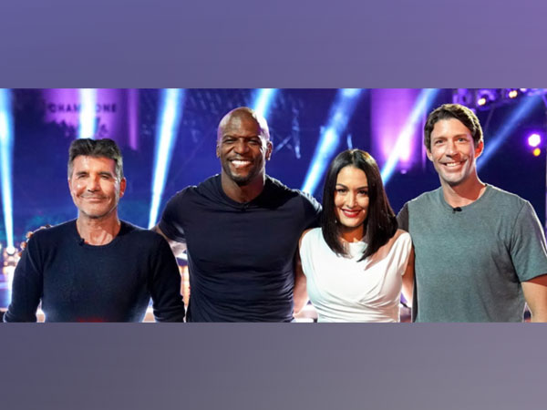 Judges and host of 'America's Got Talent: Extreme' (Image Source: YouTube)