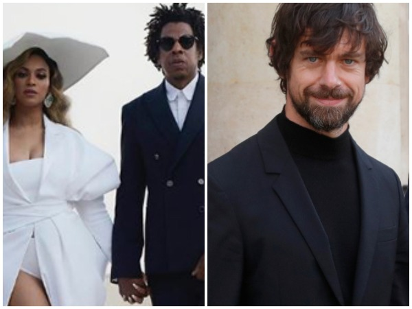Beyonce Jay Z Cruise The Hamptons With Twitter Ceo Jack Dorsey
