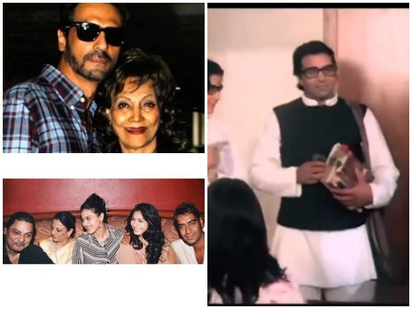 Pictures shared by Bollywood stars (Image courtesy: Instagram and Twitter)
