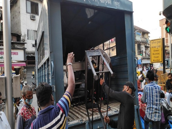 A hotel at Old Cadell Road in Mahim was sealed yesterday for violating fire safety norms and also Mumbai Municipal Corporation Act.
