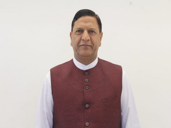 Rajeev Bindal who resigned as Himachal Pradesh BJP president.