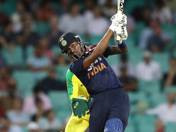India all-rounder Hardik Pandya (Photo/ ICC Twitter)