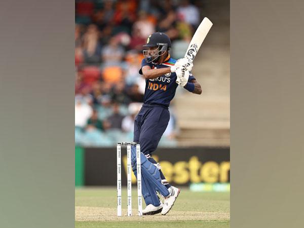 India all-rounder Hardik Pandya (Photo/ Hardik Pandya Twitter)
