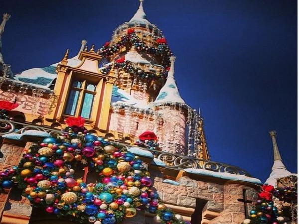 Disneyland California (Image courtesy: Instagram)