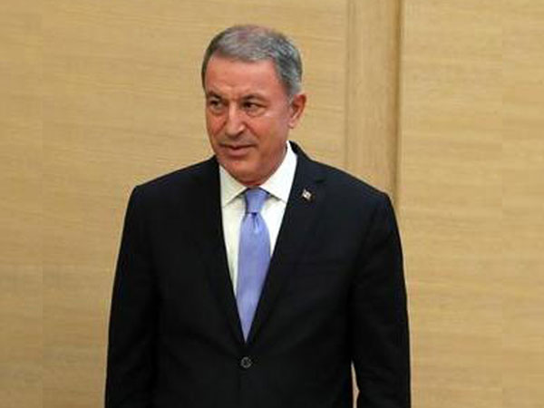 Turkish Defence Minister Hulusi Aka
