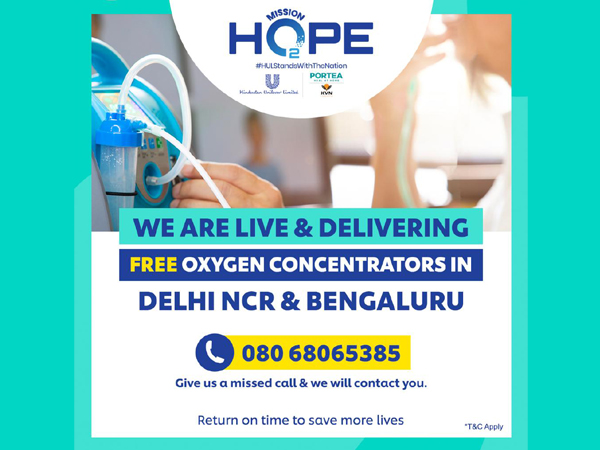 HUL last year committed Rs 100 crore to support the communities impacted by pandemic