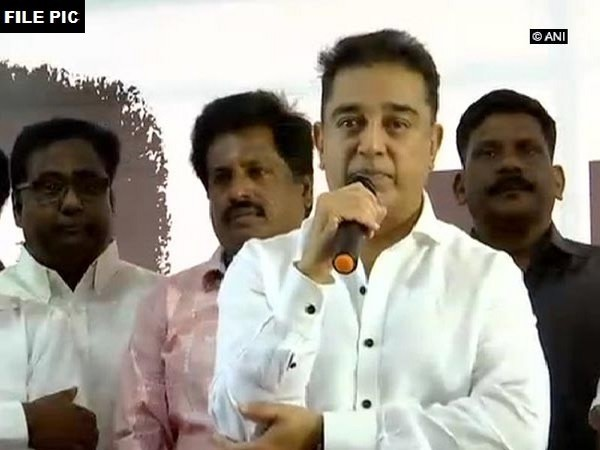 Makkal Needhi Maiam chief Kamal Haasan (File photo)