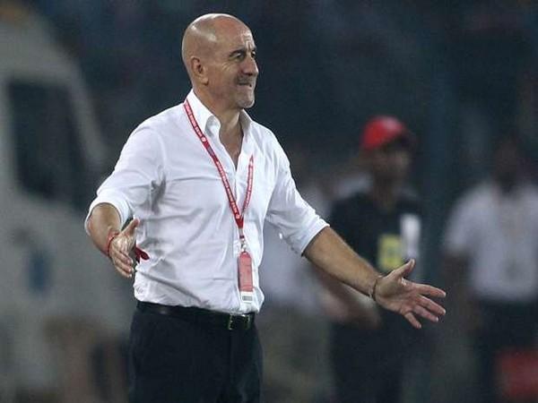 ATK Mohun Bagan head coach Antonio Lopez Habas